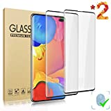 2 Pack Galaxy S10 5G Screen Protector Tempered Glass 9H Hardness...