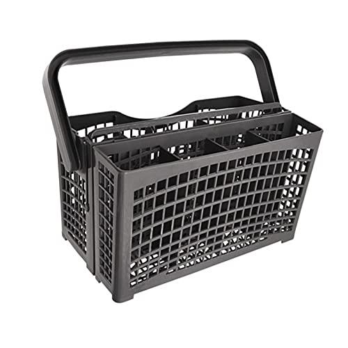 Qagazine Cesta universal para lavaplatos, de plástico, portátil, multifunción, resistente al calor, duradera, para uso en cocina