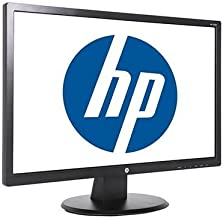 "HP 24"" LED Backlit Monitor – 1920 x 1080, 16:9, 0.276 mm, 5ms, HDMI, VGA, and.."