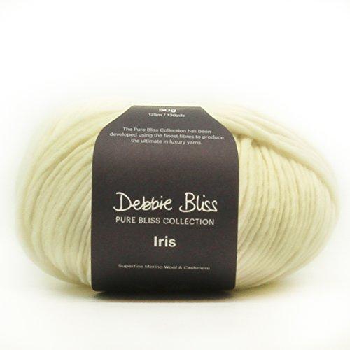 Debbie Bliss (Pure Bliss) Iris 01 Swan