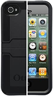 OtterBox Reflex Series Case for iPhone 4/4S - 1 Pack - Retail Packaging - Black