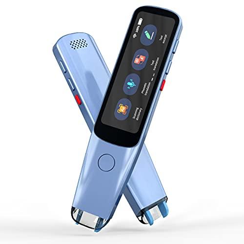 Pen Scanner, NEWYES Language Translator OCR Digital Highlighter Reading Pen Support Text&Phonetic Multilingual Translation