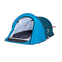 EASY ASSEMBLY / DISMANTLING - The 2 Seconds pop up system, always very quick to assemble and easy guided folding system FAST PITCHING / FOLDING - Quick installation. Free-standing tent (place it wherever you like, and if there's no wind, no need for ...