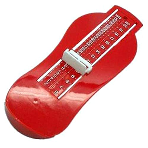Fußmessgerät - Kinder Fuß Messen Werkzeug Schuhgrößen Messgerät zum ermitteln von Schuhgrößen Kinder - Baby - Schuhgrößenmass