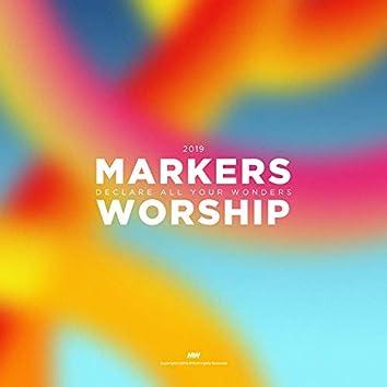 마커스워십 Markers Worship 2019 Declare All Your Wonders (Live)