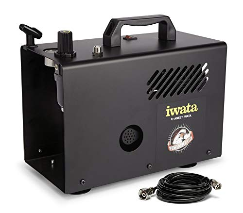 IWATA Medea Studio Series Power Jet Lite Air Compressor