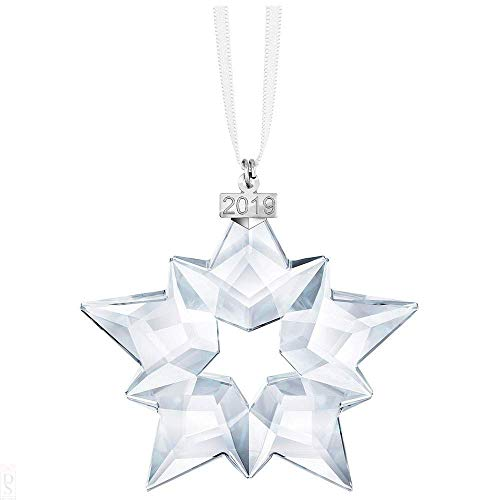 Swarovski Crystal Ornament, 2019 Edition