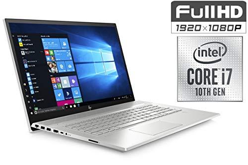 Portátil Envy 17-CE - Core i7-10510U - 16 GB DDR4-RAM - 500 GB SSD + 1 TB HDD - Windows 10 - 44 cm (17,3 Pulgadas) Pantalla Full HD 32GB RAM - 2000GB SSD + 2TB HDD