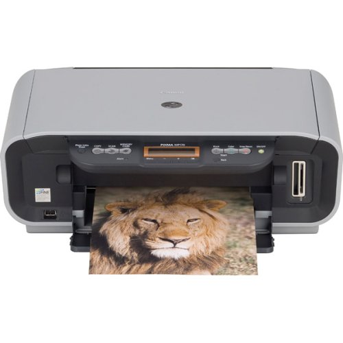 : Canon PIXMA MP170 All-In-One Photo Printer : Inkjet Multifunction Office Machines