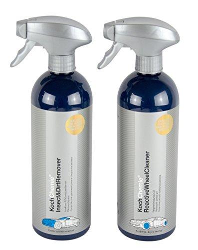 Koch Chemie Insect & Dirt Remover Insektenentferner & Reactive Felgenreiniger