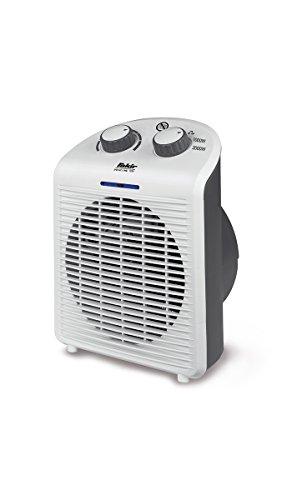 Fakir 5421006 Heizluefter trend|HL 100, 1000 W, Weiß/Grau