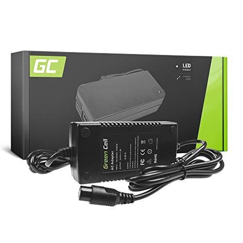 Green Cell® Cargador (54.6V 1.8A 98W) para Kettler Kreidler Kross Liberty Lovelec...