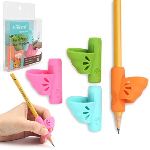 Firesara Left-Handed Pencil Grips