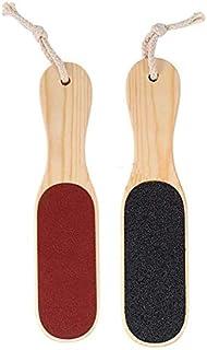 Morkka 1 PCS Foot Files, Foot File Foot Pedicure Kit, Wooden Foot Files,Wooden File, Foot File Foot Care Pedicure Tool for...