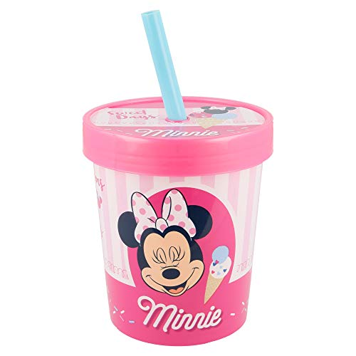 Stor Daily Use Gobelet à Glace 560 ML Motif Minnie Mouse