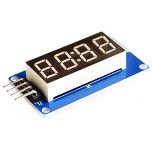 Arduino - Display 4 bits Reloj Digital TM1637