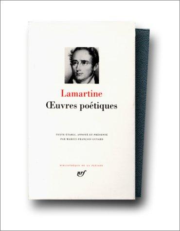 Oeuvres poetiques (Pleiade)