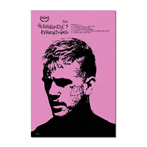 Lil Peep Hip Hop Rap Singer Art Poster for Room Decor Home Decoración de pared regalos Imprimir en lienzo -50x70cm Sin marco