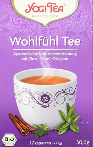 Yogi Tea Wohlfühl Tee Bio (1 x 30,6 g)