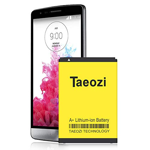 (Upgraded)LG G3 Battery, 3500mAh Replacement Li-ion Battery for LG G3 BL-53YH D852 D855 D852 At&T D850 T-Mobile D851 Verizon VS985 Spring LS990 G3 Spare Battery [ 24 Month Warranty ]