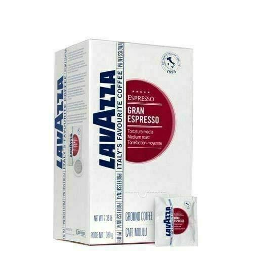 Caffè Lavazza 300 Cialde ESE 44 mm Carta Filtro GRAN ESPRESSO Tostatura Media - CAFFE' DIEM …