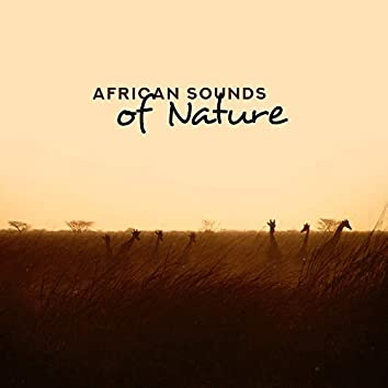 African Sounds of Nature: Ethnic Musical Compositions with Traditional African Drums and the Sounds of Nature