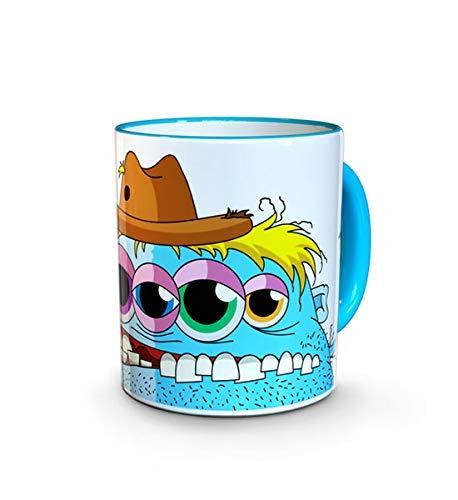 Premium-Print-Kaffee-Tasse, Tee-Pott, Geburtstagsgeschenk - Joe
