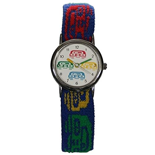 Christian Gar Cg-18601-1 Reloj Analógico Unisex Caja De Metal Esfera Color Blanco