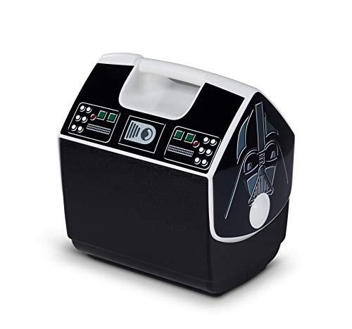 IGLOO Star Wars Darth Vader tragbare Lunchbox Playmate Pal Kühlbox Eisbox 7 Quart Limited Edition