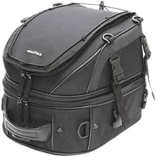 タナックス(TANAX) Wデッキシートバッグ モトフィズ(MOTOFIZZ) ブラック MFK-139(可変容量18-28ℓ)