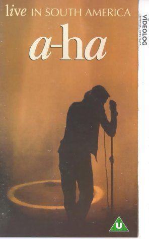 a-ha - Live in South America [VHS]