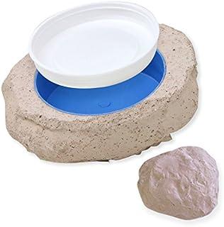 隠し金庫 石型 収納 セーフティボックス 『SECRET SAFE シークレットセーフ』(OA-678) Stone Safe アメリカン雑貨 米国直輸入 貴重品の保管 タンス貯金 へそくり 防犯 スパイグッズ