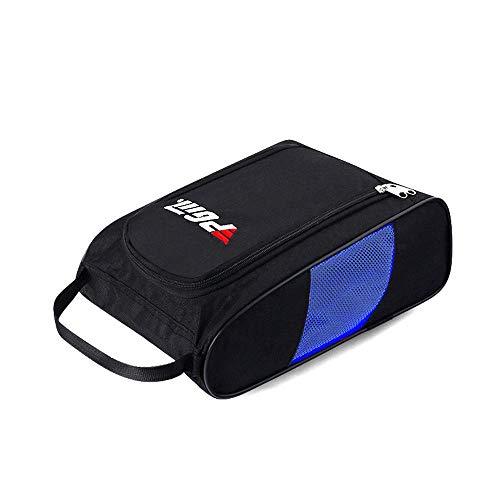 Golf-Schuhbeutel, Schuhbeutel Kleidung Tasche atmungsaktiv atmungsaktiv weibliche hochwertige leichte praktische Reisetasche Schuhe wasserdicht