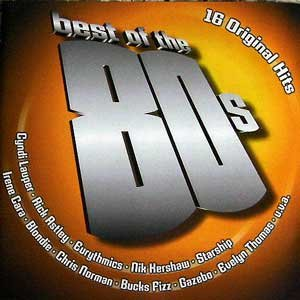 80s (CD, 16 Original Hits)