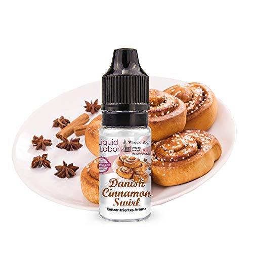 Liquid Labor - Danish Cinnamon Swirl Aroma