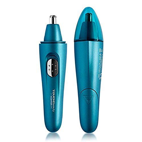TOUCHBeauty Essentials LED Electric Nose Hair Trimmer