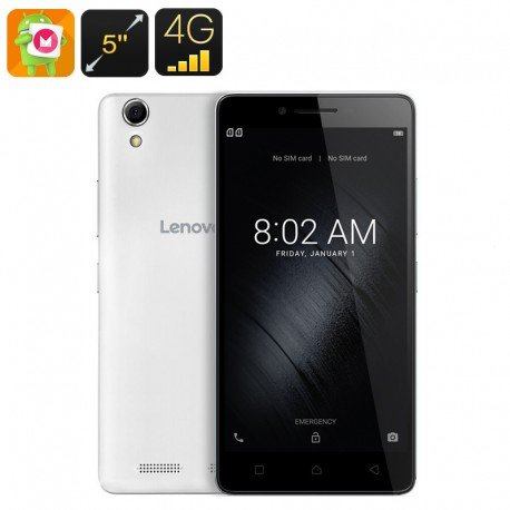 Smartphone Android Lenovo K10 - Pantalla de 5 Pulgadas, Android ...