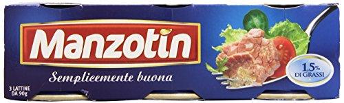 Manzotin - Piatto Pronto Di Carni Bovine - 270 G