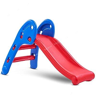 Foldable slide for kids