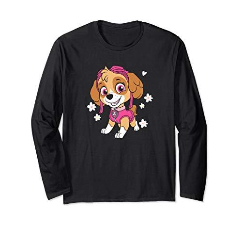 PAW Patrol Cute Skye Long Sleeve T-Shirt