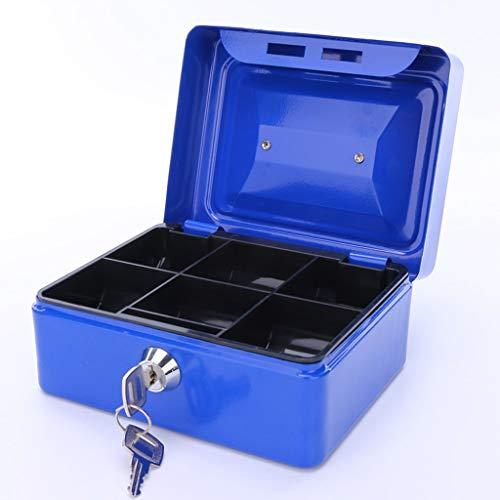 ZHANGJINYISHOP2016 Hucha Caja de contraseña Bloqueada Hucha Mini Cofre del Tesoro Caja de Almacenamiento de Gran Capacidad Huchas Decorativas