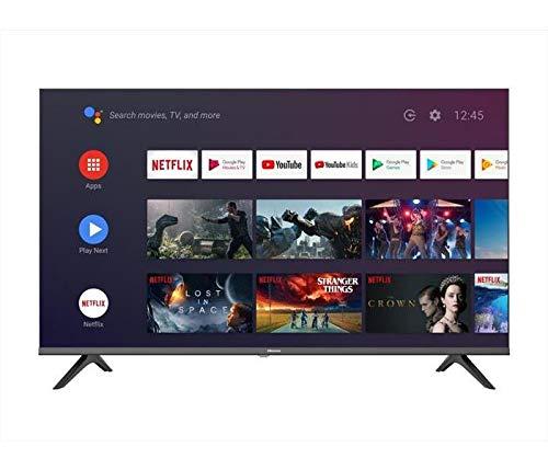 Smart TV 40 Pollici Full HD LED DVB-T2 Android Wifi