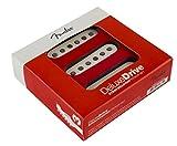 Fender 099–2222–000Deluxe Drive Stratocaster pickups, Set of 3