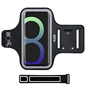 EOTW Phone Running Armband Compatible for iPhone Huawei P20/P20 Lite/Samsung S9/S8/S10e/Xiaomi A2 Lite Running Phone Case 5.8''