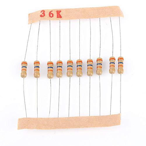 20 x 270 KΩ 0,6W 1/% 270 kOhm Widerstand resistor   0207 20pcs