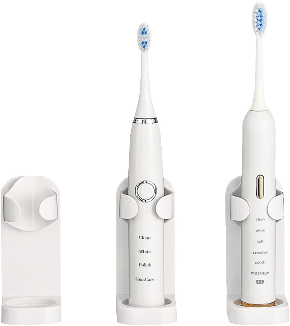 LANNEAS Electronic Toothbrush Holder Adhesive Wall New product Mounted New popularity