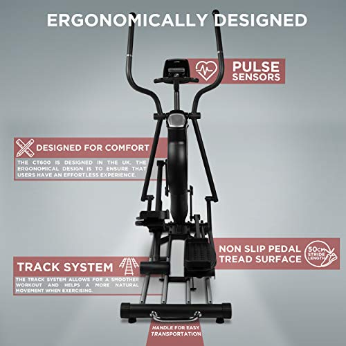 JLL CT600 PRO Cross Trainer