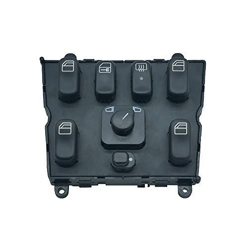 NFSpeeding A1638206610 Fensterheber Schalter Fenster Schaltelement Vorne M- Klasse W163 ML 350 1638206610