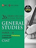 UPSC 2021 : General Studies Paper II CSAT 2021 : 26 Years Solved Papers 1995-2020
