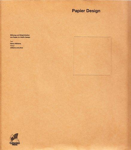 Papier-Design : Wirkung und Möglichkeiten von Papier im Grafik-Design.